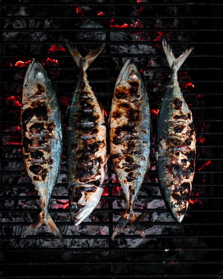 Sexy People Eat Sardines