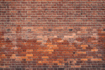 red bricked wall brick teams background