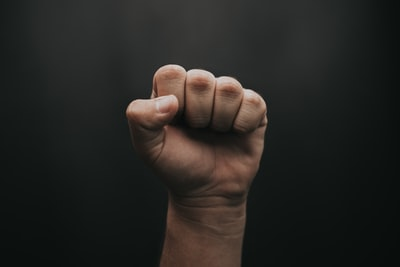 human fist photography hand zoom background