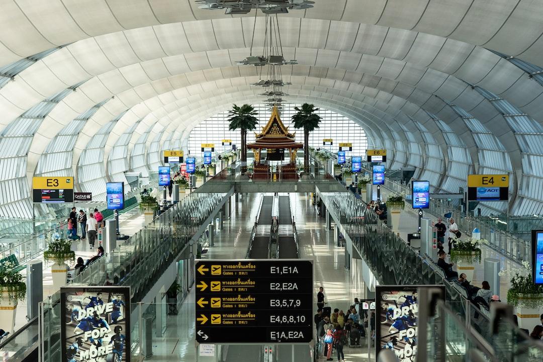 Bangkok Guide: Bangkok Suvarnabhumi Airport (BKK)