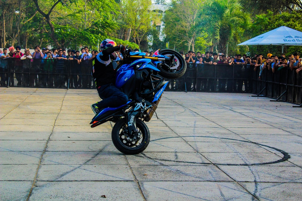 Motorcycle Stunts: Know About Some