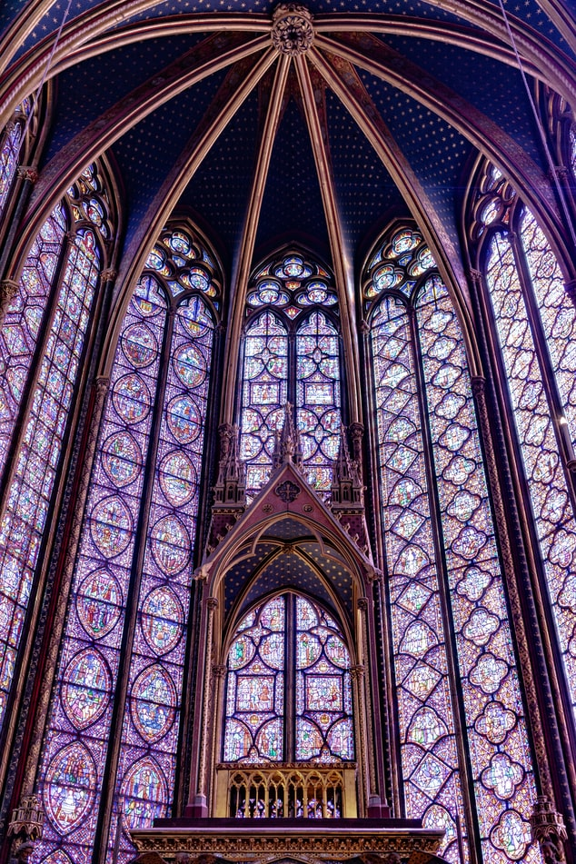 History of Saint chapelle