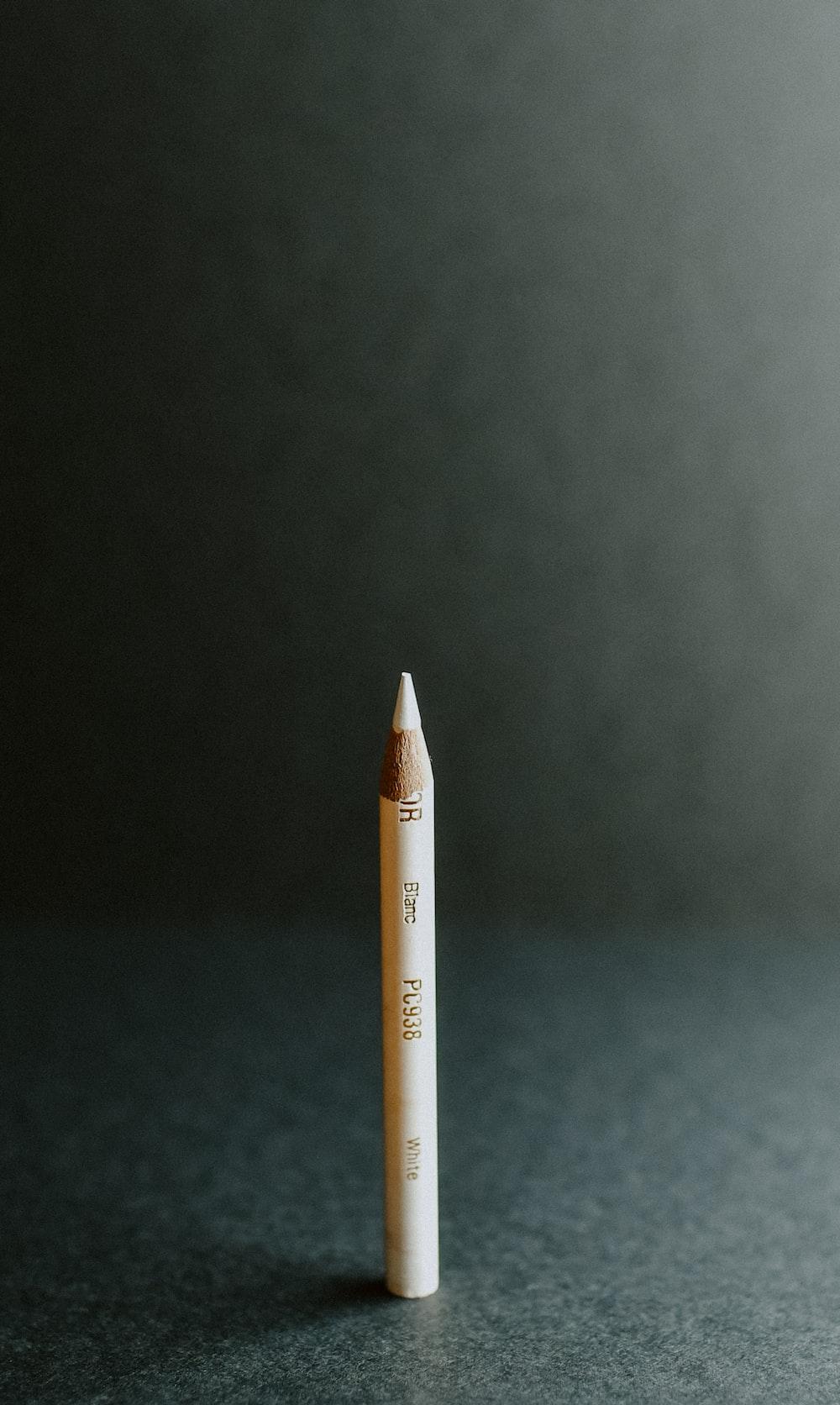 white and gray pen inside well lit room