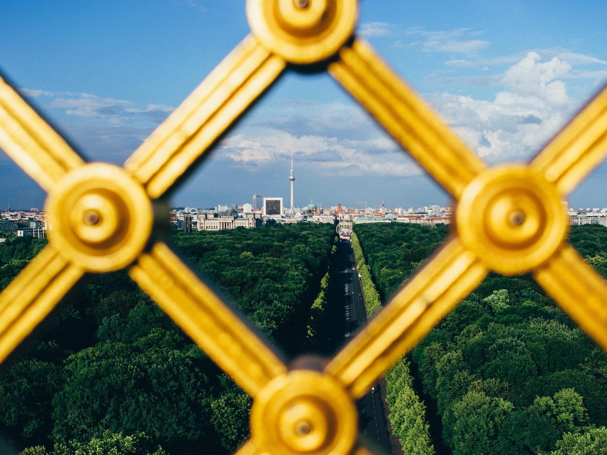 Dein Wochenende in Berlin...Tag 3- die Stadt genießen und erleben