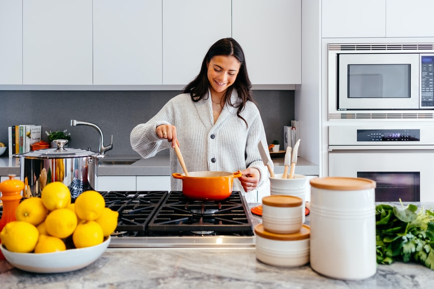 Making A Meal Of It: Perfecting The Art Of Cooking From Scratch