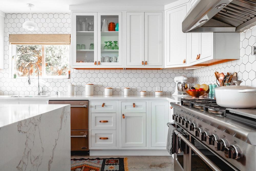 kitchen house area