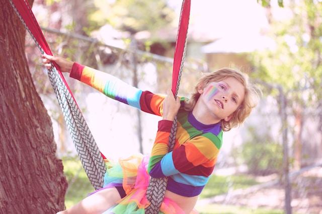 girl pm hammock