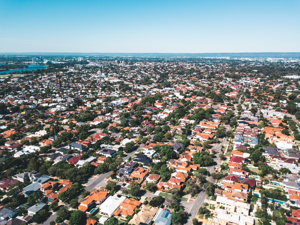 buildings in a city during daytime aerial view photography