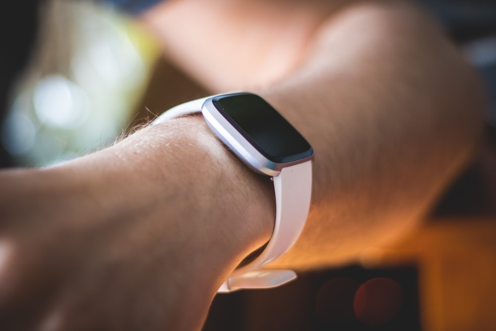aluminum case Apple Watch