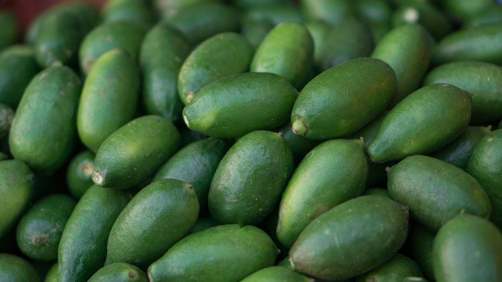 green fruit lot