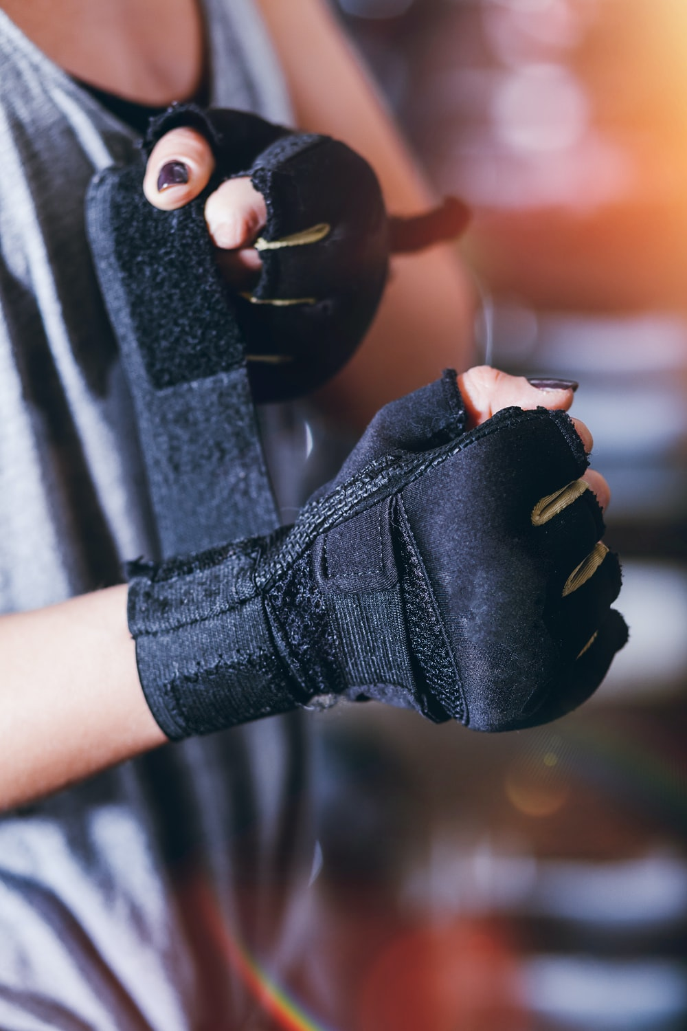 Why Wear Gym Gloves During Exercise?