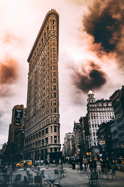 Flatiron, New York