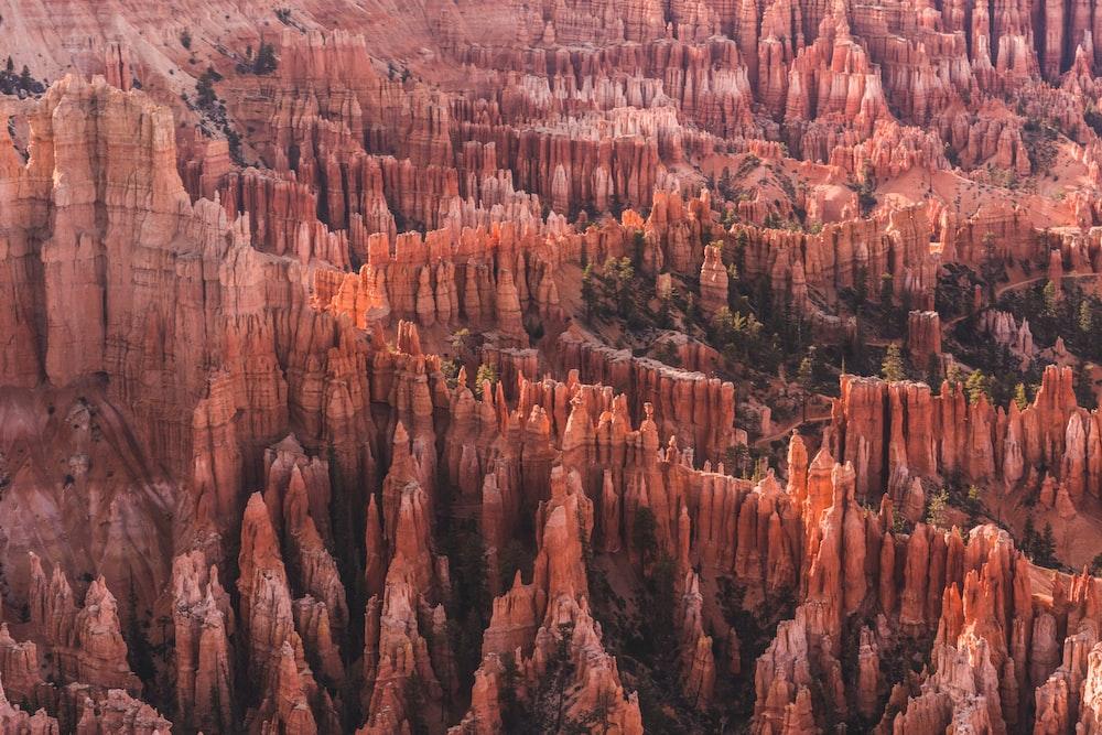 Bryce Canyon National Park Sunrise Point at Utah