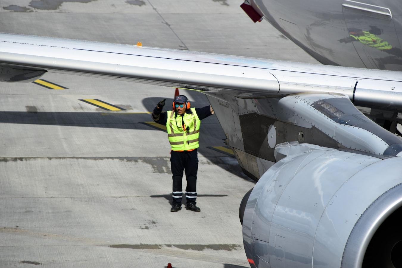 Обслуживание воздушных судов