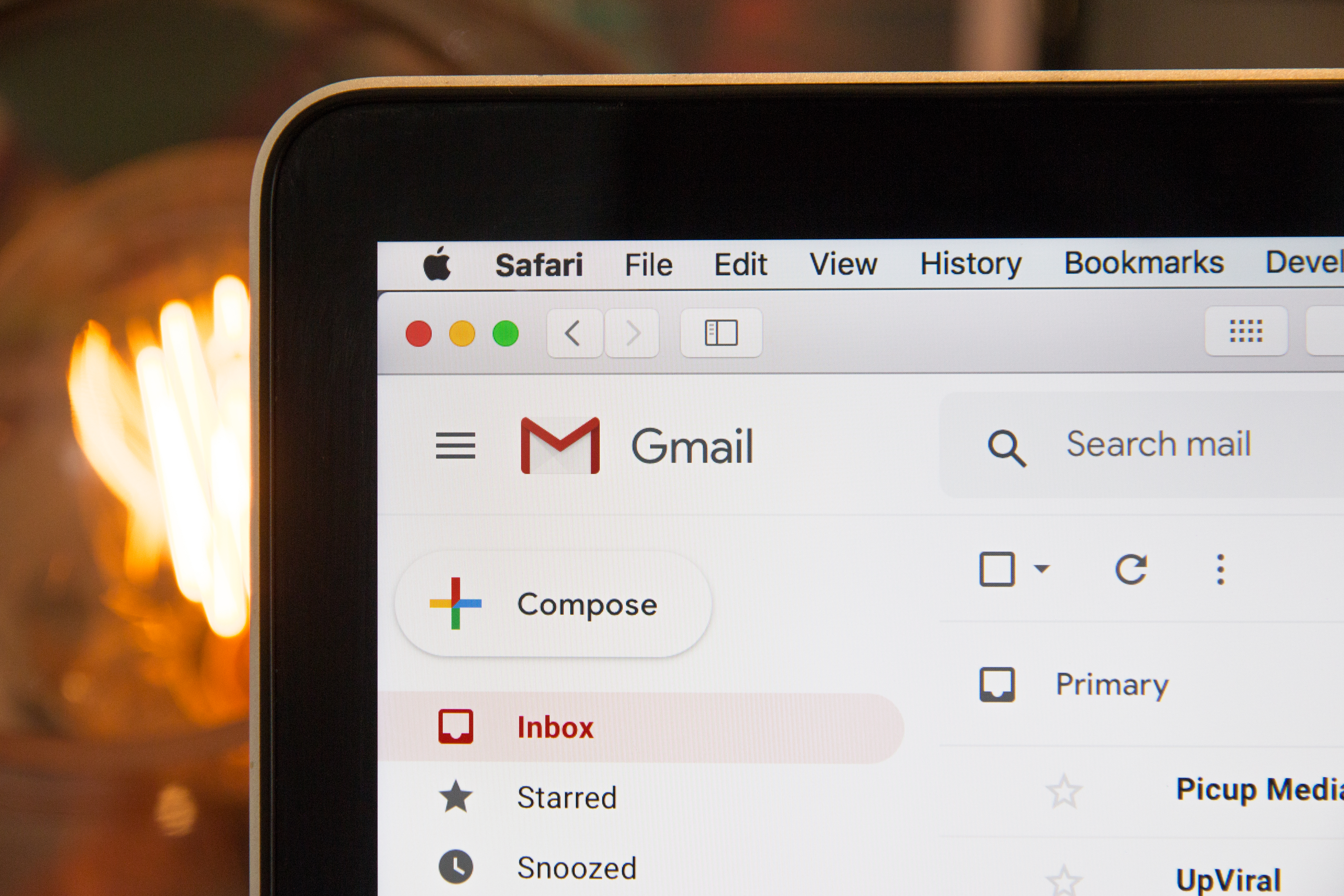 """Google Gmail inbox (If using photo in a blog\/ article, please link back to our website hostreviews.co.uk :D)\n"""