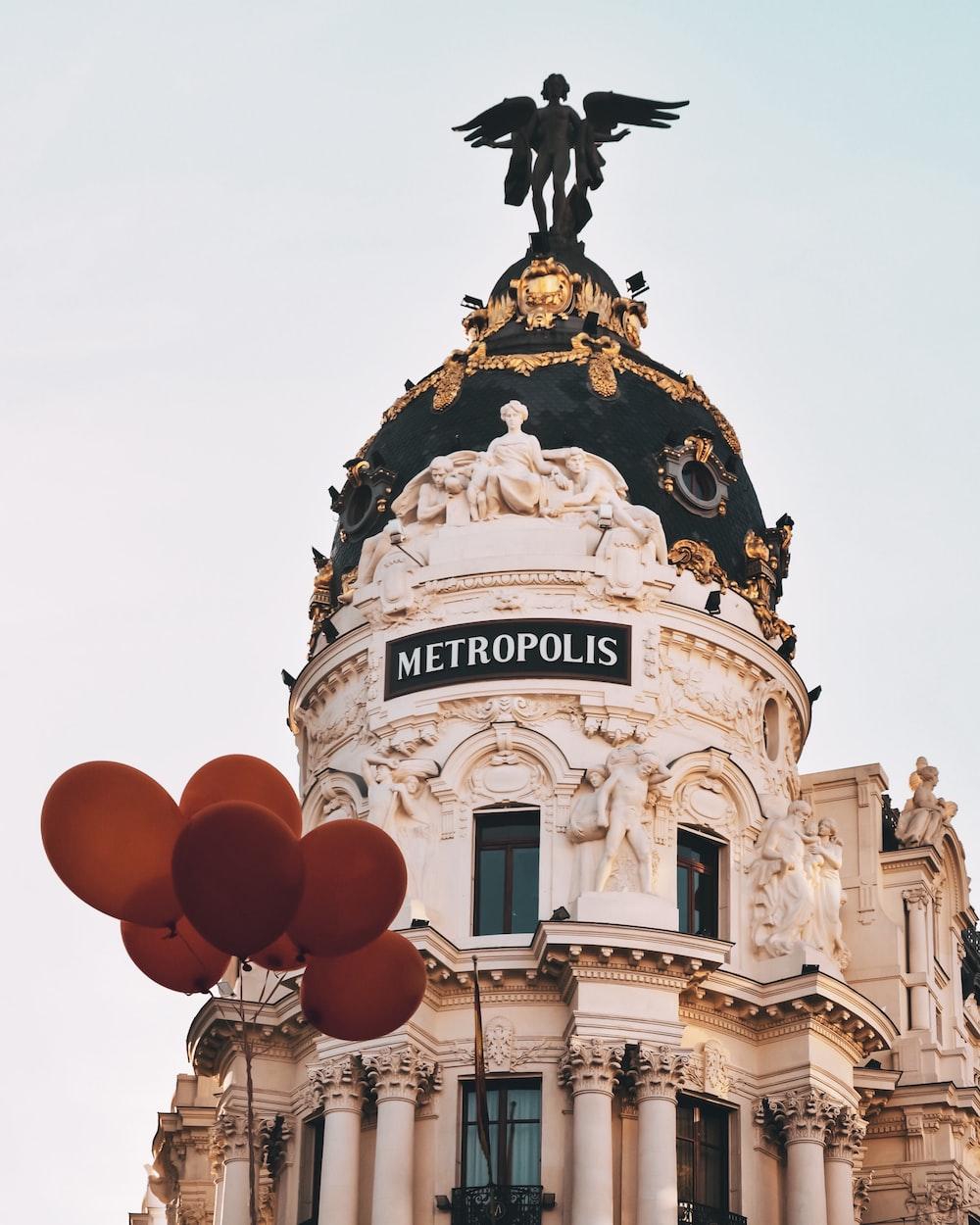 Metropilis tower