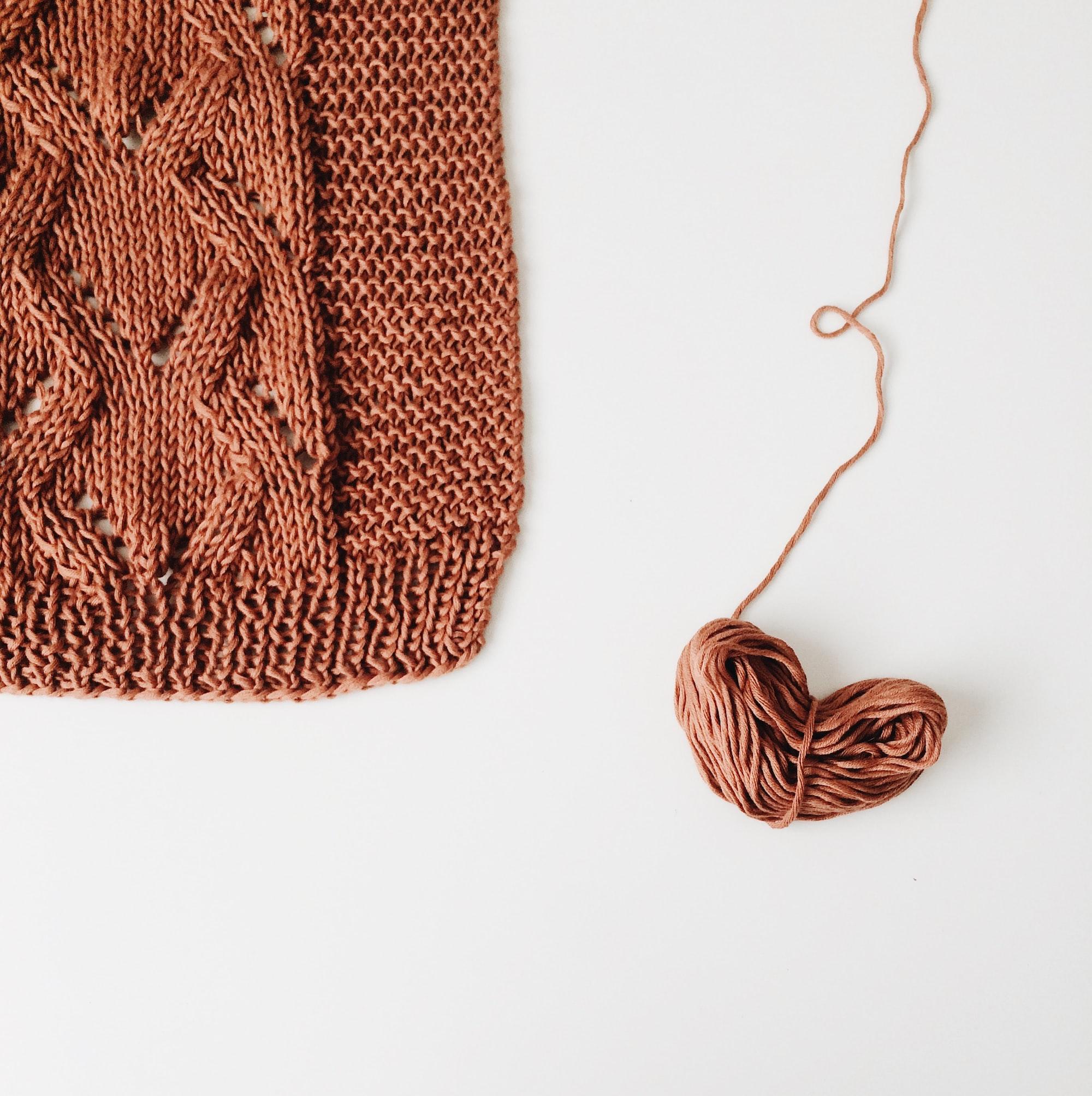 Come accavallare una maglia