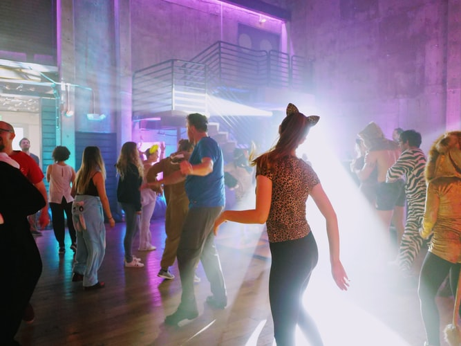Party clubs in Dubai