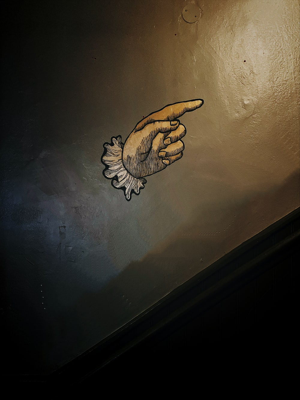 left hand decal