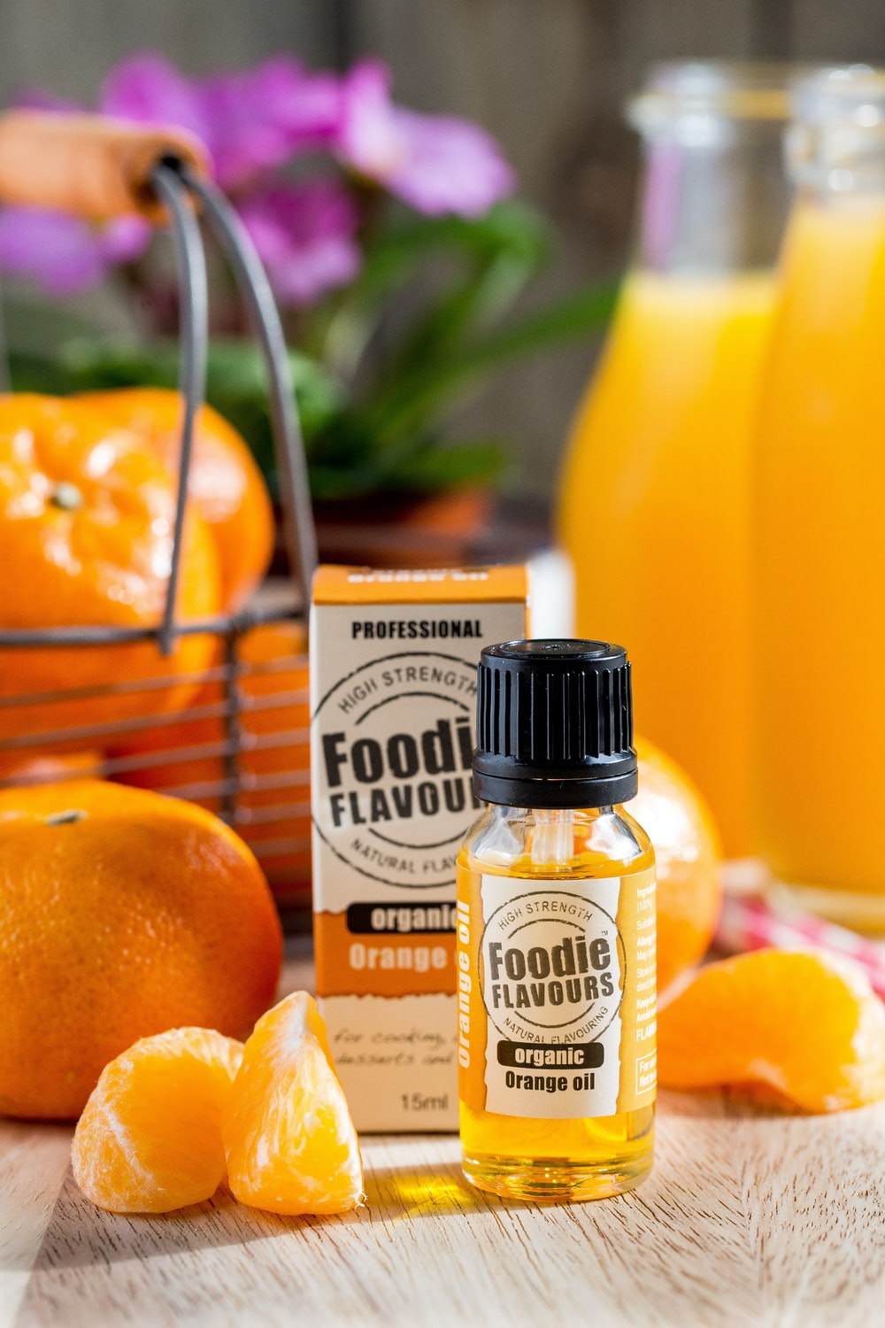 Foodi Flavour bottle with box