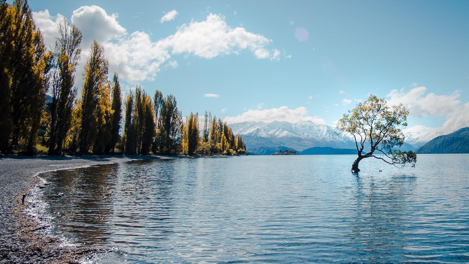 Озеро Уанака