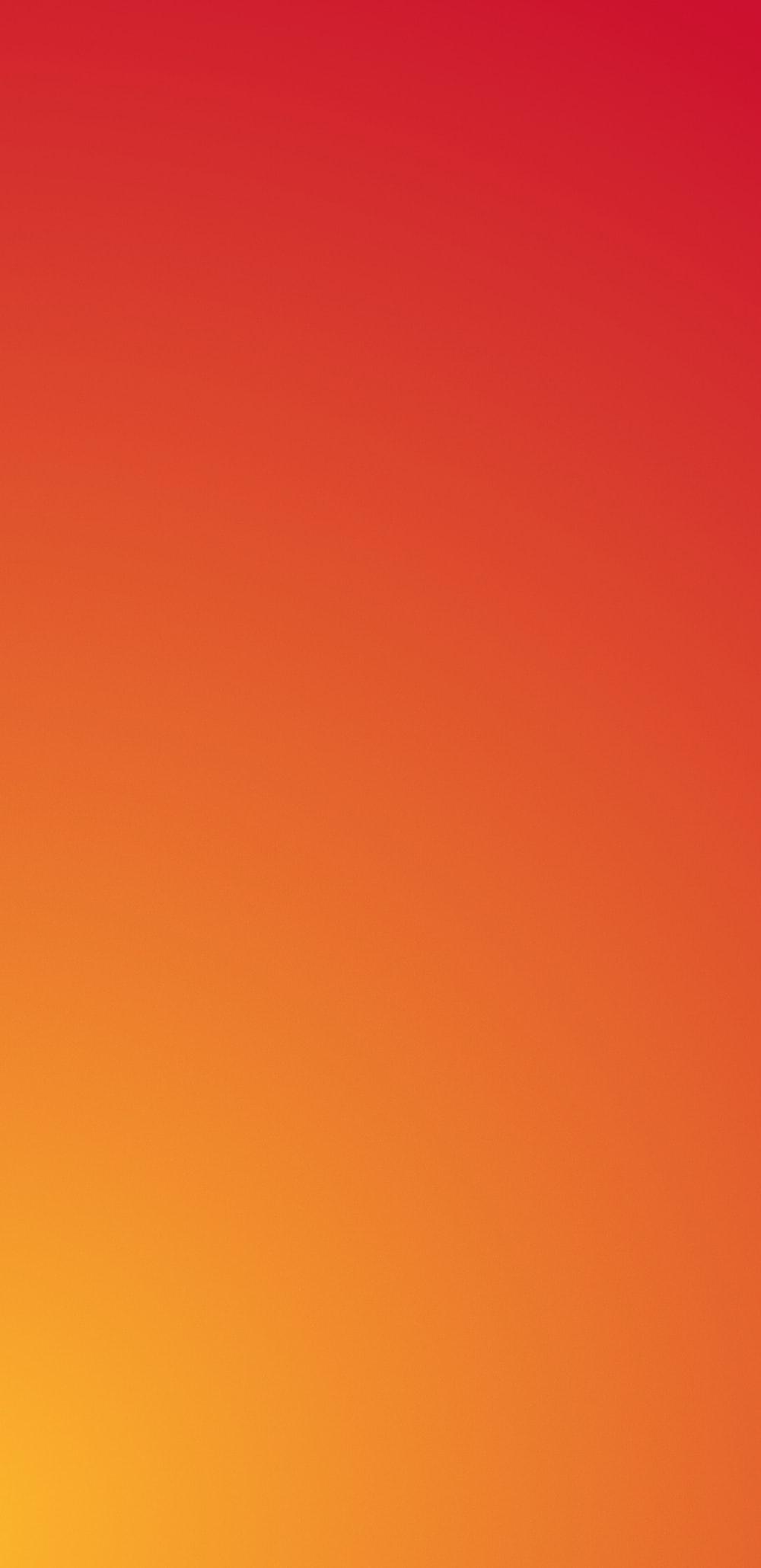 Dark orange to blood red gradient