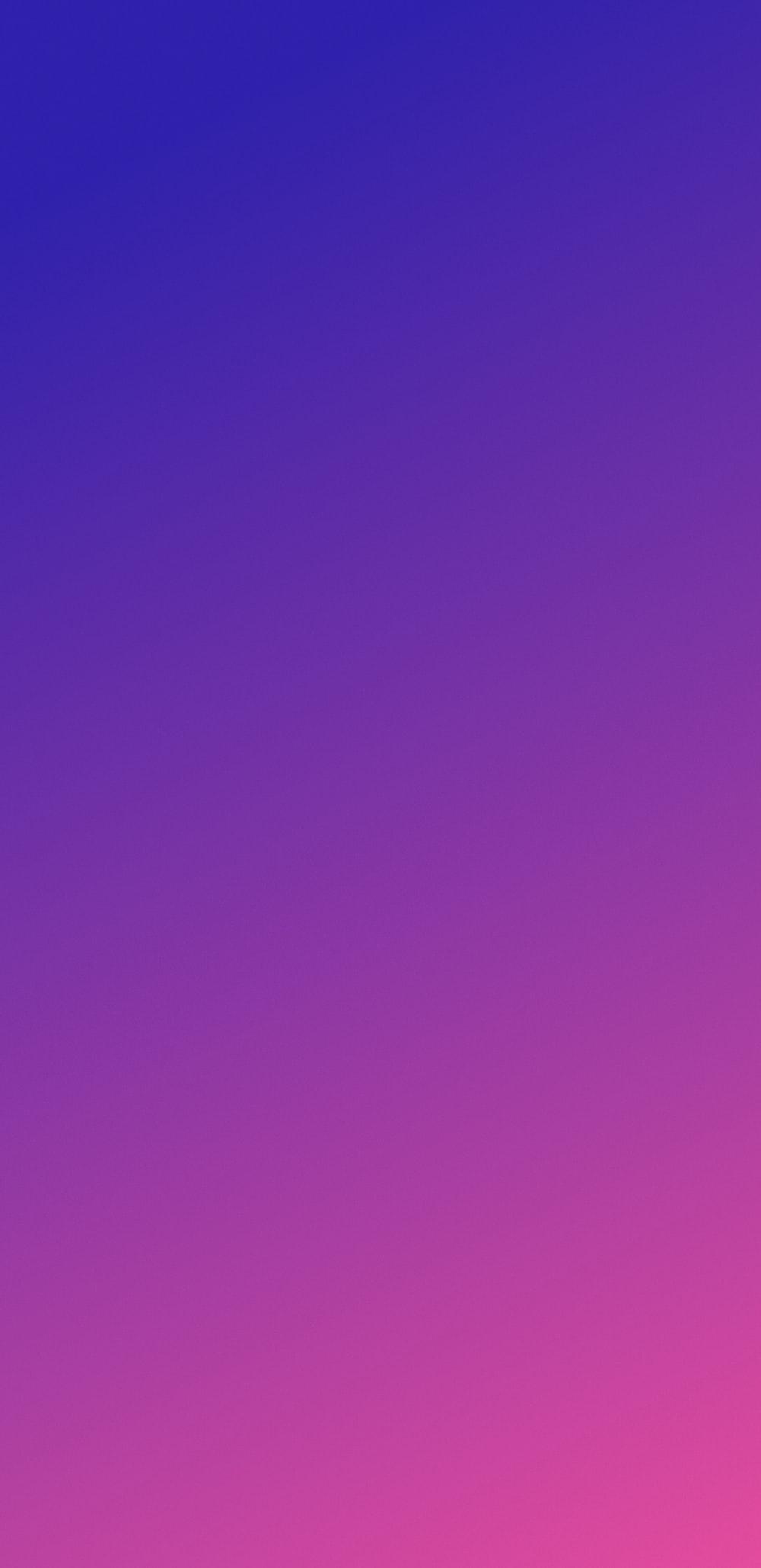 Dark blue to purple gradient
