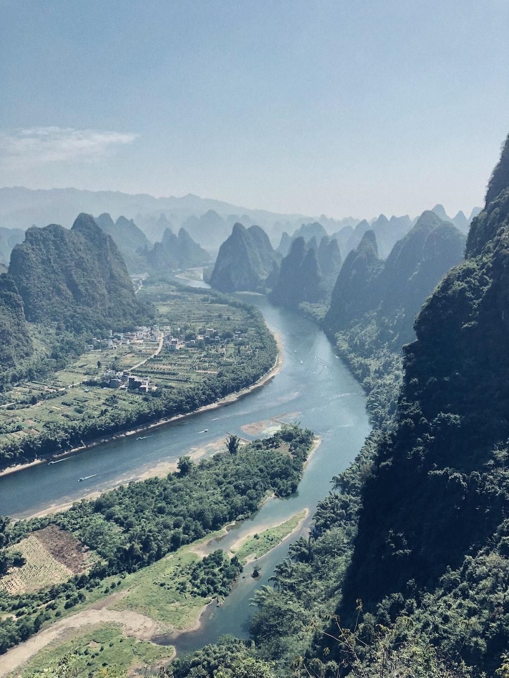 Guilin Li River National Park