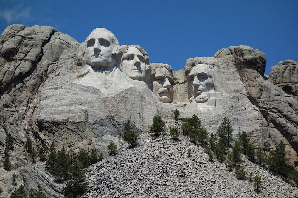 Mount ruhsmore