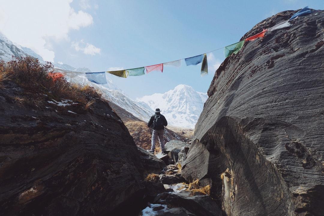 Road to Annapurna