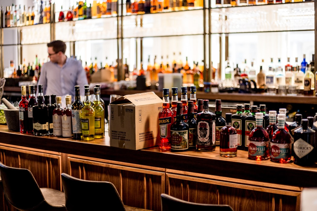 Pub in Barcelona