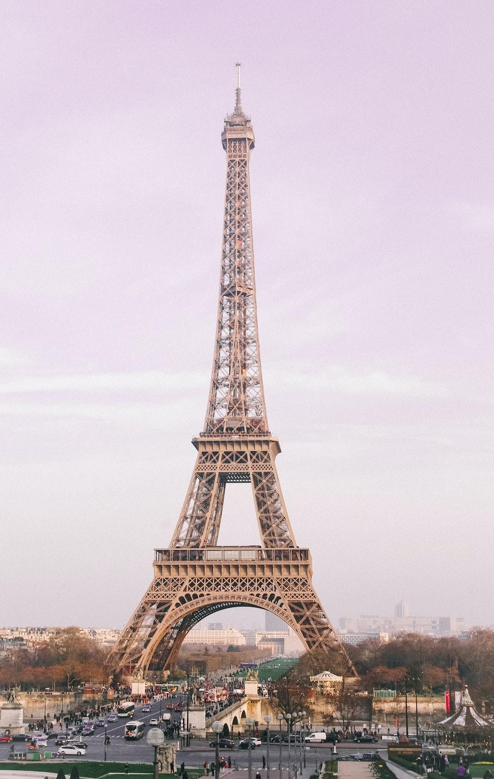 100 Eiffel Tower France [HD]