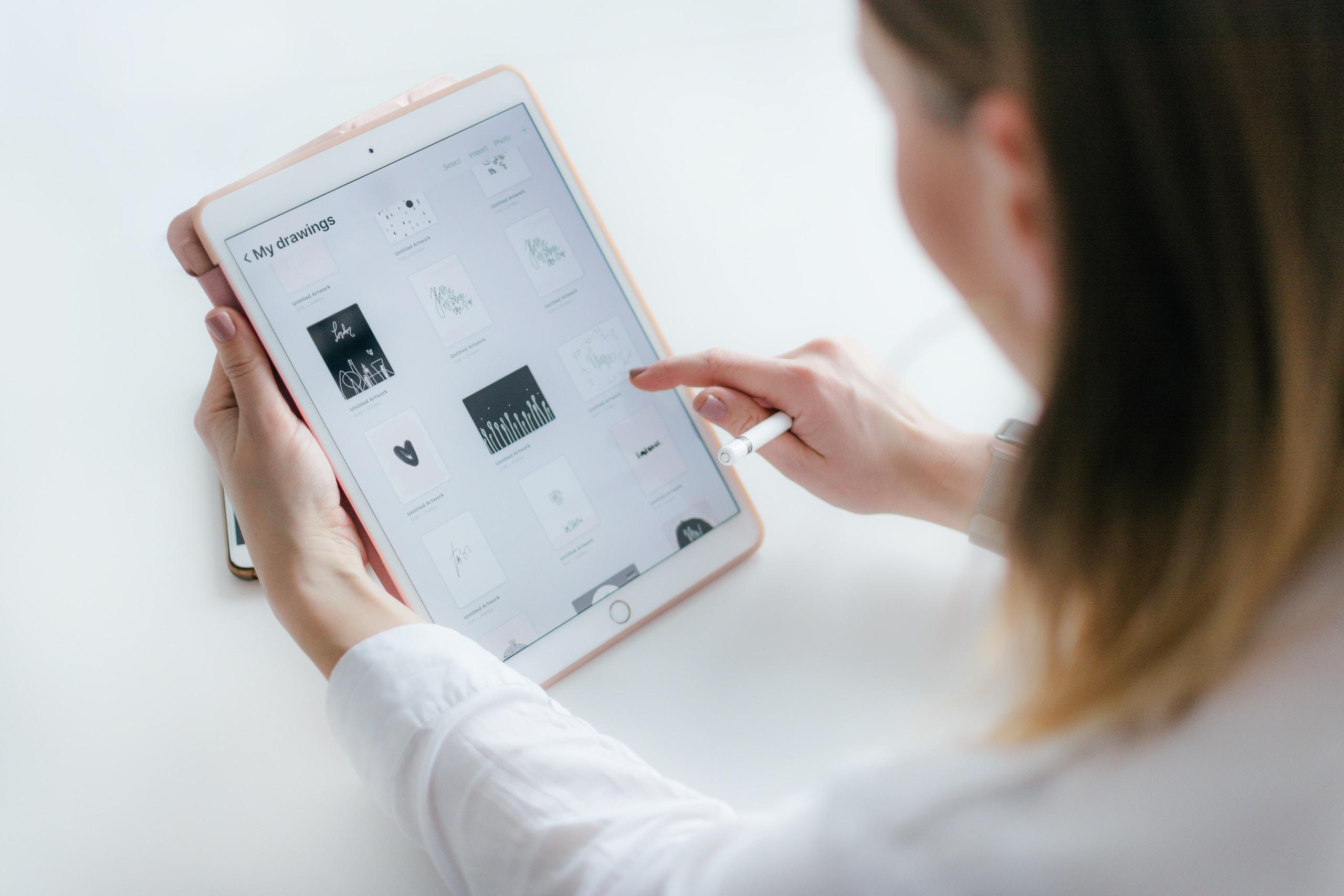 Dateien-Ablage mit iServ und iPad