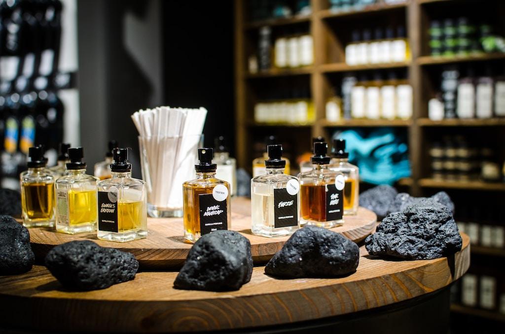 assorted fragrances