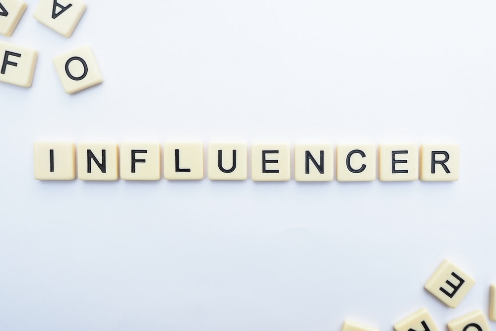 Learn step-by-step journey to become an influencer