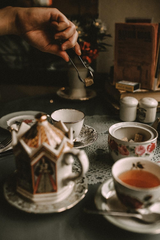 The Surprising Health Benefits of Grey Tea