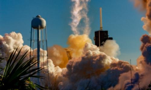 rocket launch facts