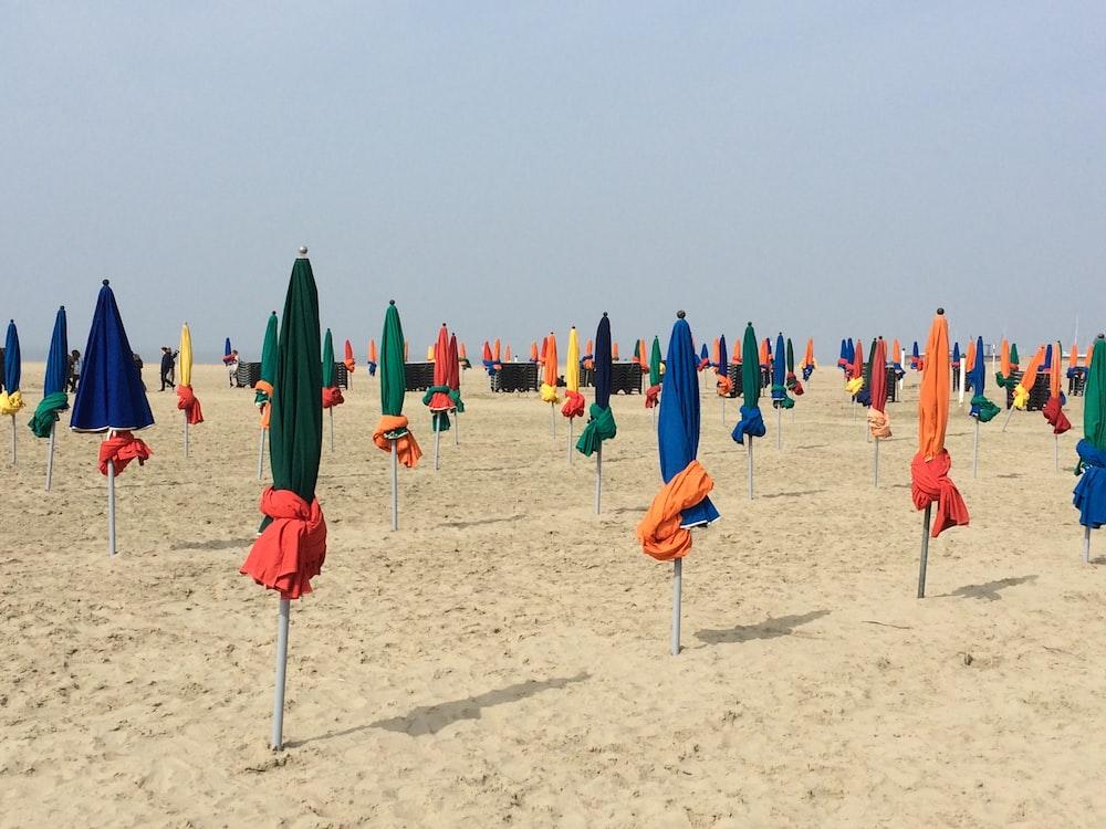 多維爾海灘