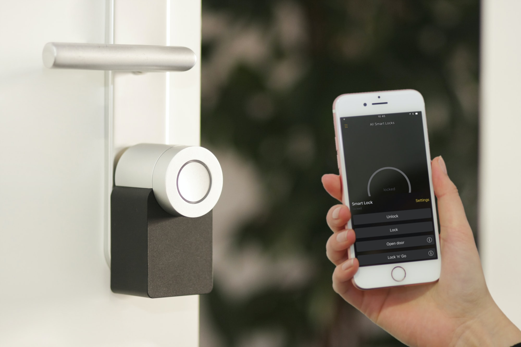 Tech Solutions for Home Security