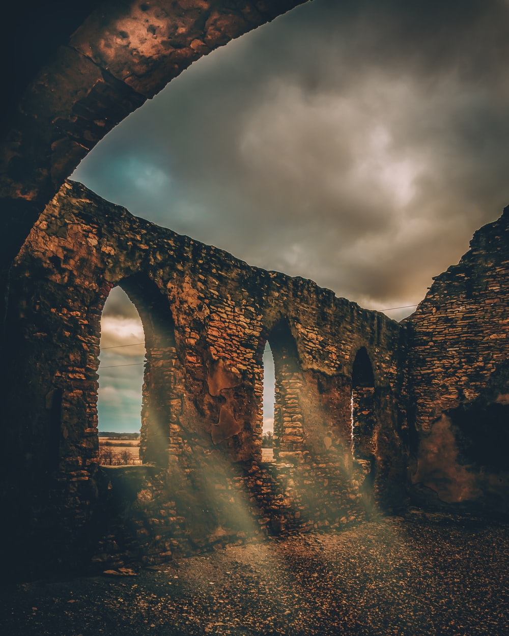 close photo of medieval building