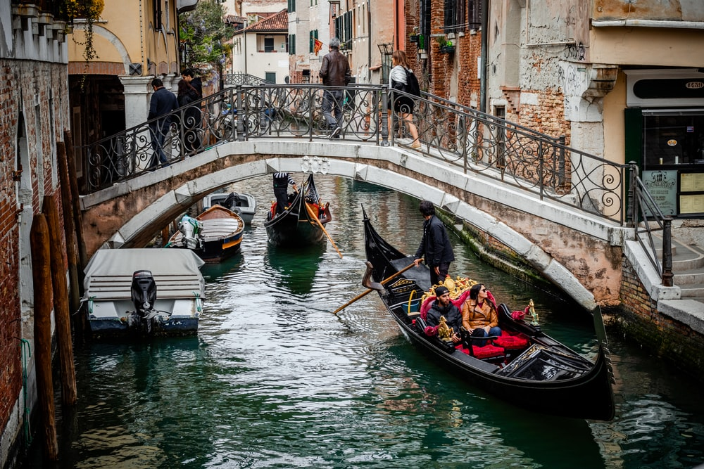 romantic cities in europe venice
