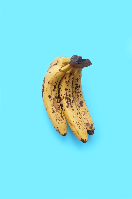 yellow bananas