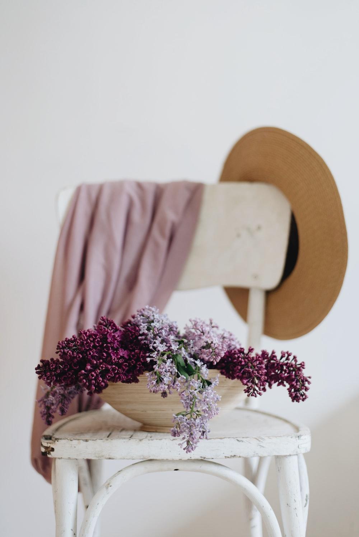 purple-petaled flower