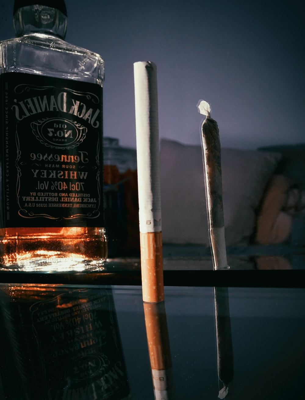 Jack Daniel's Whisky bottle