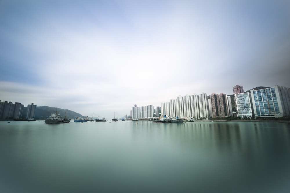 body of water near buildings during daytime
