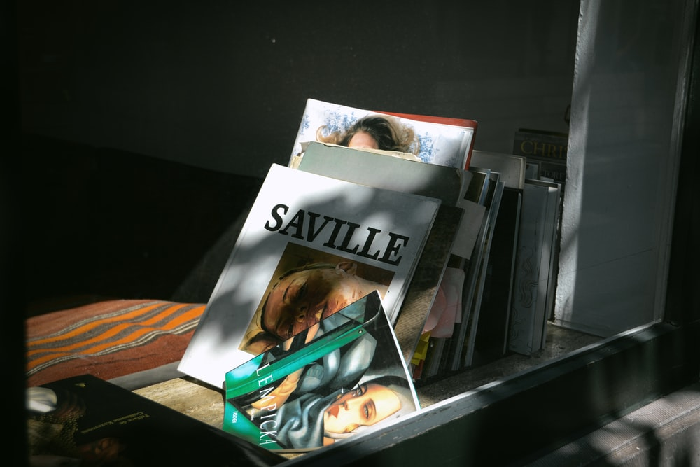 Saville poster