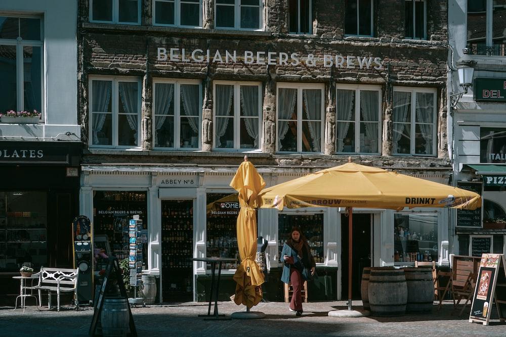 Belgian Beers and Brews cafe