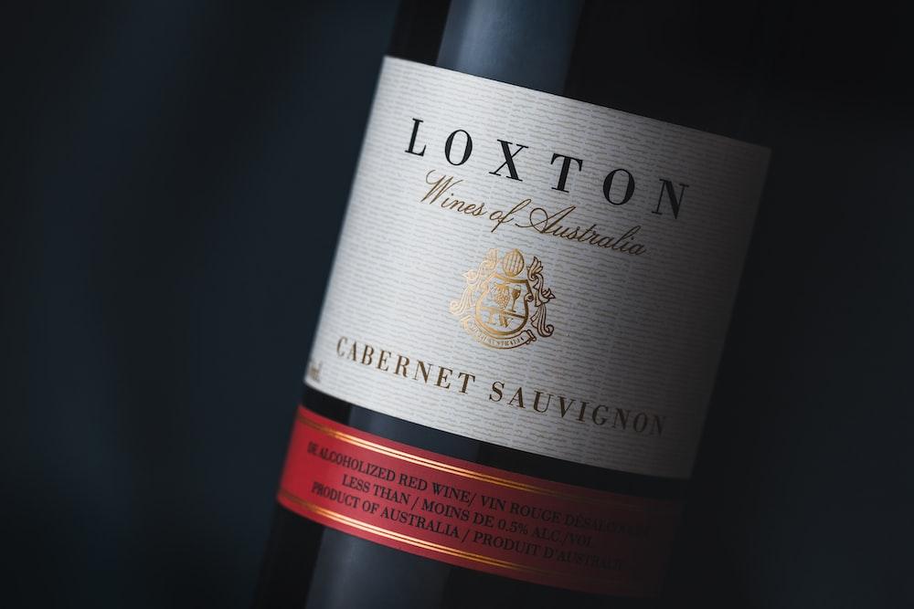 Loxton cabernet sauvignon