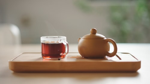 How Green Tea Helps Me Feel Better