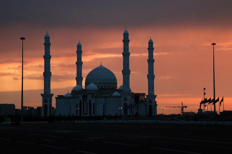穆斯林 伊斯蘭教 文化 旅遊 分享